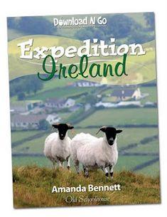 Ireland unit study/lapbook