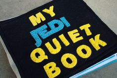 """Illusion: Craft sewer Julie Gillrie has made a 10 page felt cloth Star Wars inspired book. You can buy a PDF kit to make your own at home. The artist is also working on a new edition, """"A Star Trek Quiet Book."""" Photos © Julie Gillrie Link via Bit Rebels. http://illusion.scene360.com/art/21088/hand-made-star-wars-book/"""