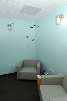 wall decal (twitter)