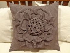 Twinkle and Twine: Update: Tudor Rose Pillow