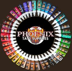 Phoenix tattoo ink on pinterest phoenix tattoos ink and php for Tattoo supply phoenix