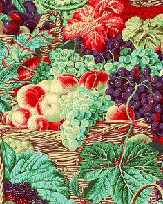 kaff fassett, market basket, fabric stash, collect spring, fassett collect, quilt fabric