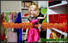 1:6 Scale Closet Tutorial