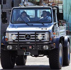 Arnold Schwarzenegger's new ride