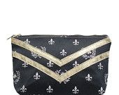 Savannah: Clutch and Cosmetic Case- Love these bags!!!