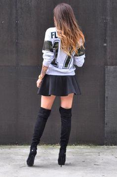 ♥pleated skirt