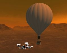 Titan Balloon Among Far-Out Concepts NASA Selects For Funding