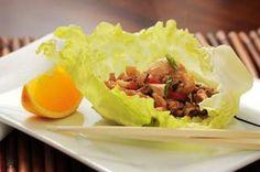 Thai Coconut Curry Chicken Lettuce Wraps - Door to Door Organics