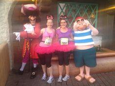 Tinkerbell Half Marathon @ Disneyland