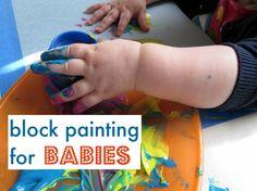 infant room, infant activities