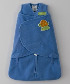 Bright Blue Turtle HALO SleepSack Swaddle