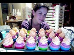 ▶ Cupcake soap making - YouTube
