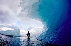 frozen swell