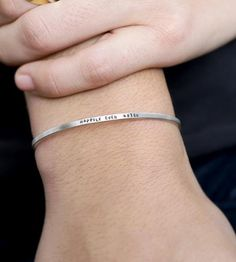 Happily Ever After Bracelet Cuff | Jewelry Bracelets | Christina Kober Designs | Scoutmob Shoppe | Product Detail
