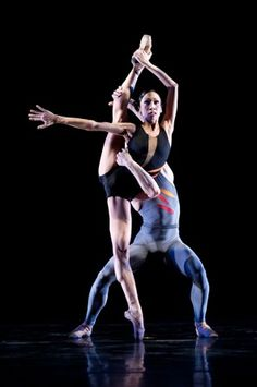 From the Dance Theatre of Harlem