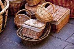 Wicker Basketry.