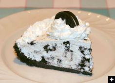 Cookies and Cream Pie!  Making this as I type...