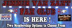Jimmie Van Zant Mobile Fan Club