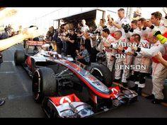 MURRAY WALKER ON JENSON: the gentleman racer