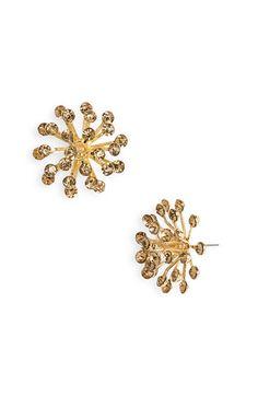 Guinevere Crystal Stud Earrings