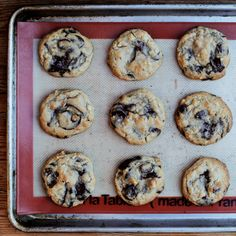 The Perfect Crispy-Chewy Chocolate Chip Cookie Recipe