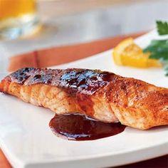 Citrus-Roasted Salmon | MyRecipes.com #MyPlate #protein