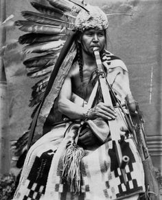 Black Eagle - Nez Perce - 1900
