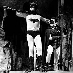 Robert Lowery starring as Batman