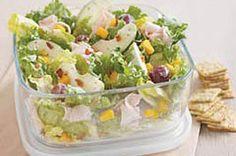 Harvest Salad to Go recipe