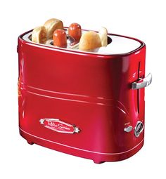 Hot dog toaster oven...yes please!