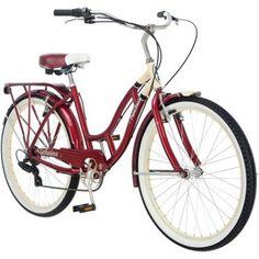 """26"""" Women's Schwinn Point Beach Cruiser Bike - i love My bike!!!"""