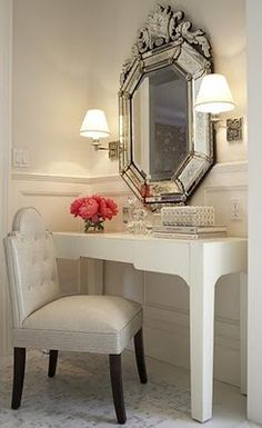 decor, mirrors, idea, sweet, dream, vanities, hous, design, bedroom