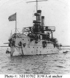 USS Iowa (BB-4)    http://www.history.navy.mil/photos/images/h93702.jpg