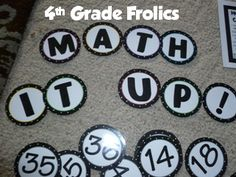 """Math it Up"" similar to boggle but with numbers"