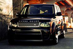 Range Rover..