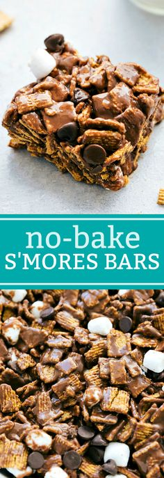S'mores Bars that re
