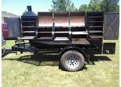 bbq pits smokers on pinterest smokers bbq and trailers