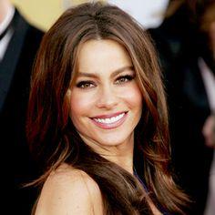 Sofia Vergara sofia vergara, beauti shade, peopl, style, color, hair beauti, actress, highlights, role models