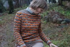 Ravelry: craftzone's Fox Sweater