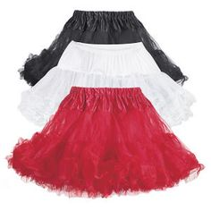 Layered Tulle Petticoat - Pyramid Collection For costumes