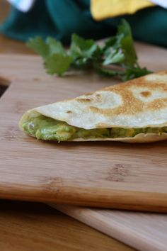 Avacado Quesadillas........Im all about Avacado!!!