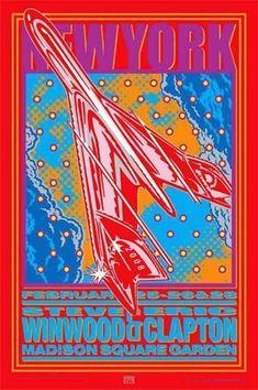 Eric Clapton / Steve Winwood