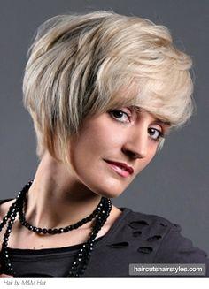 Google Image Result for http://pics.haircutshairstyles.com/img/photos/full/2011-09/short_haircut_for_mature_women1122.jpg short haircuts, bobs, short hairstyles, bob hairstyles, shorts, hair style, women, blonde hairstyles, short bob