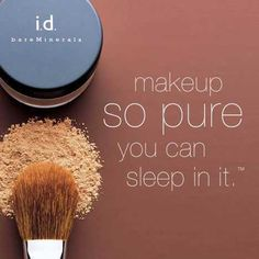 Bare Minerals, A must have for me!!!