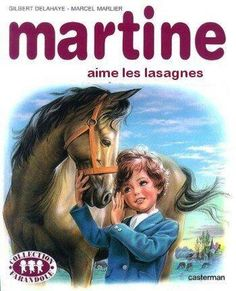Martine loves findus lasagne