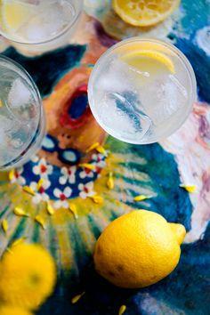 Behind the Bar: Leela Cyd's Gin Swizzle! #mixeddrinks #behindthebar