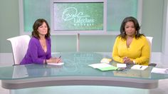 Oct 12 Webcast: Oprah and Cheryl Richardson - You Become What you Believe