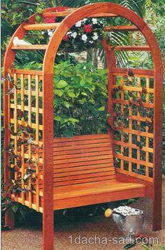 Дизайн в картинках своего сада