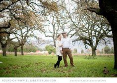 autumn couple shoot