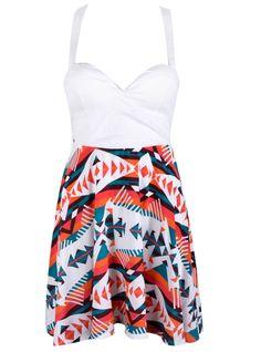 summer dresses, casual summer, fashion dresses, cute summer outfits with jeans, dresses with jean jackets, tribal dress, dress tribal, tribal prints, tribal patterns